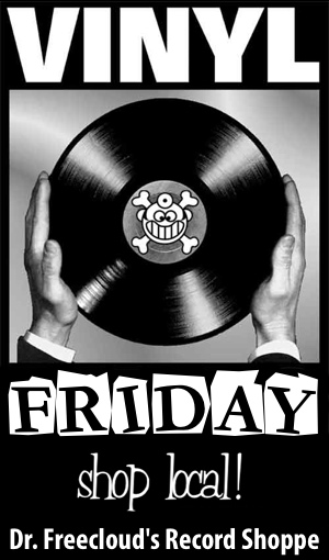 Vinyl Friday!